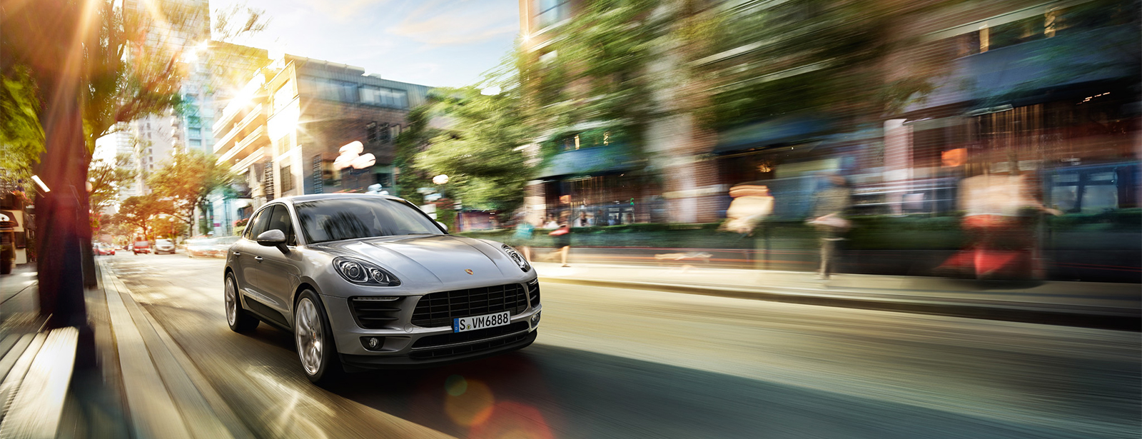 Leasing | Porsche Macan