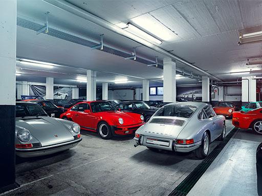 Wir suchen Ihren Wunsch-Porsche.