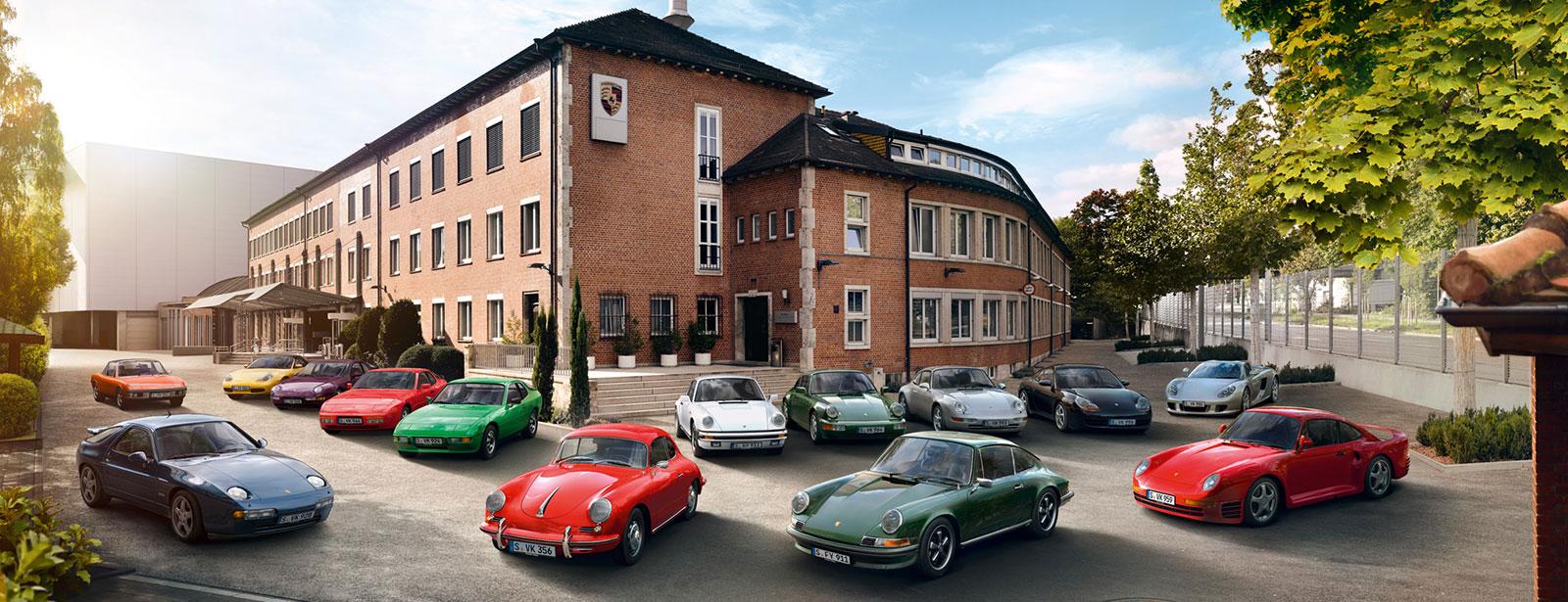 Willkommen bei Ihrem Porsche Classic Partner